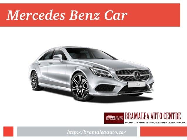 Mercedes Benz Car Repair Brampton - Mercedes benz body repair centre