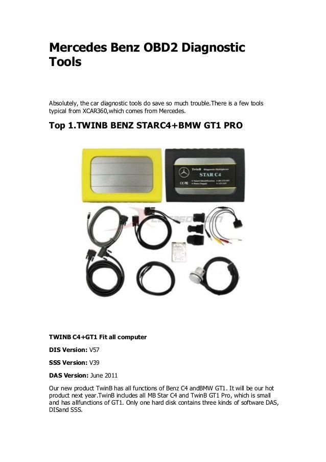 Mercedes benz obd2 diagnostic tools for Mercedes benz diagnostic tool