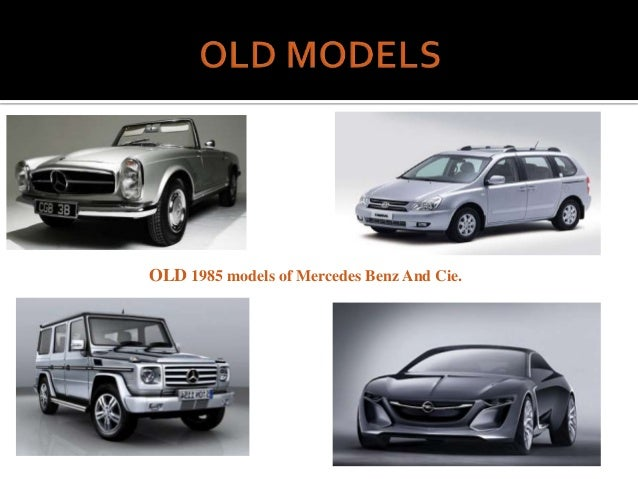 History of mercedes car for Mercedes benz car history