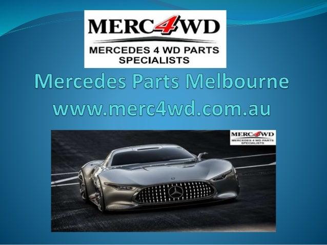 Mercedes Parts Melbourne