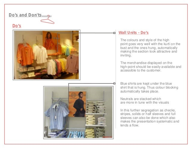 Do's and Donts........ Do's                          Wall Units - Do's                           The colours and style of ...