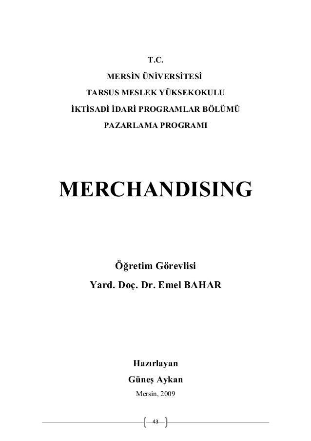 Merchandising Slide 2