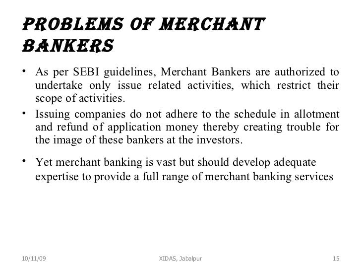 how to become a merchant banker