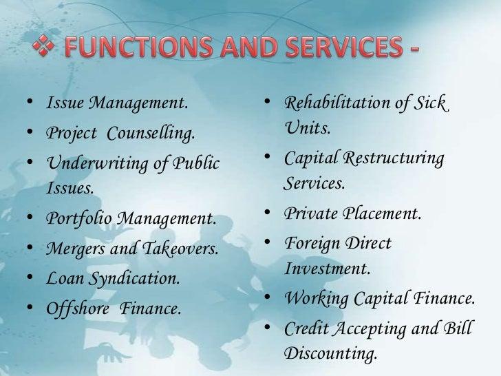 <ul><li> TYPES OF MERCHANT BANKS -</li></li></ul><li><ul><li>ORGANISATIONAL STRUCTURE -</li></li></ul><li><ul><li> FUNCTIO...