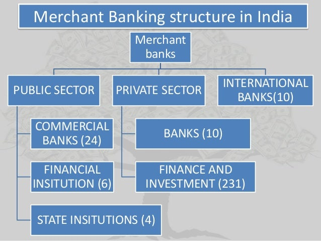 Merchant banking business