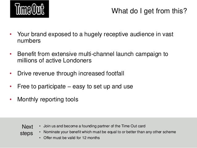 What do I get from this?• Your brand exposed to a hugely receptive audience in vast  numbers• Benefit from extensive multi...