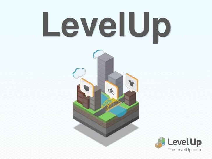 LevelUp<br />TheLevelUp.com<br />