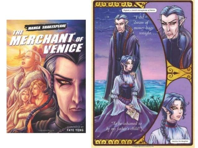 comic relief in the merchant of venice