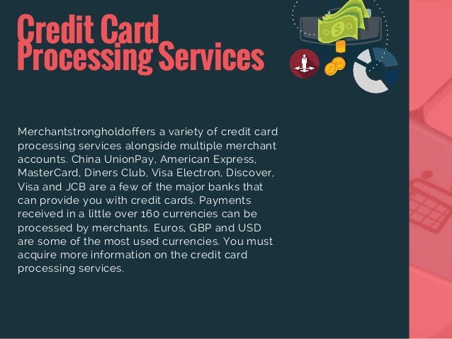 Merchant Services And Payment Gateway With Merchant Stronghold