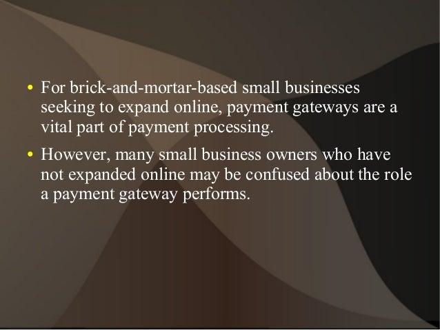Merchant services direct payment gateways  Slide 2