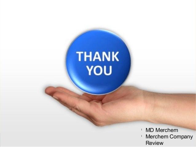 l MD Merchem l Merchem Company Review