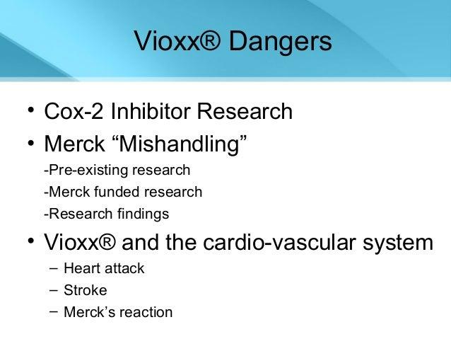 merck the fda and the vioxx recall case study analysis