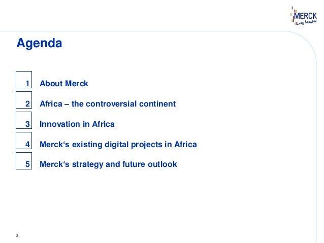 mHealth Israel_Merck's Digital Strategy in Africa