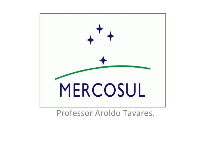 Professor Aroldo Tavares.