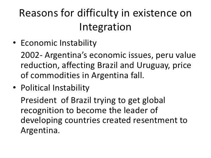 what is the purpose of mercosur