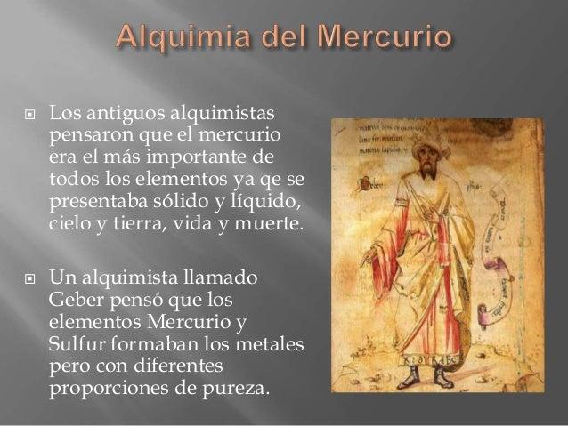 Resultado de imagen para MERCURIO ALQUIMISTA