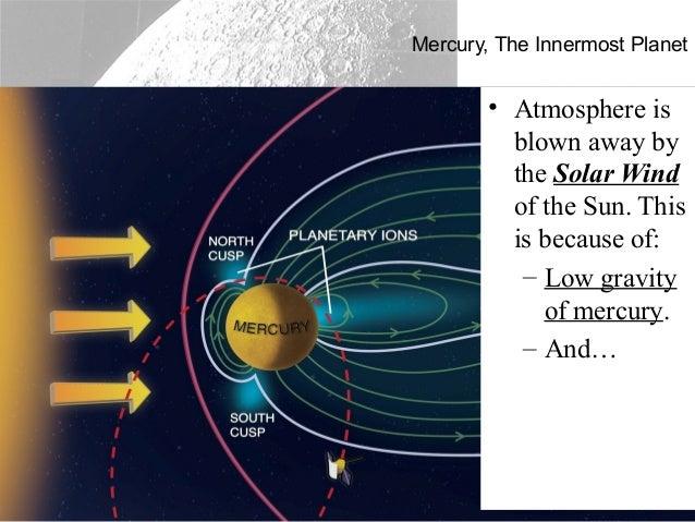 planet mercury surface gravity - photo #29