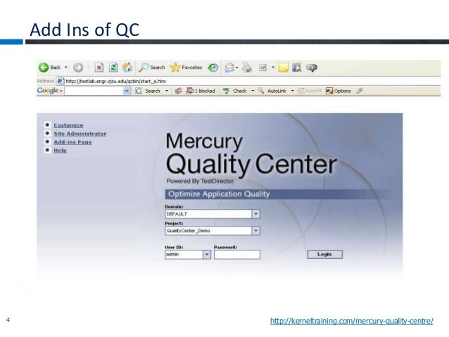 hp qc quality center getting started online training guide rh slideshare net User Webcast Kindle Fire User Guide