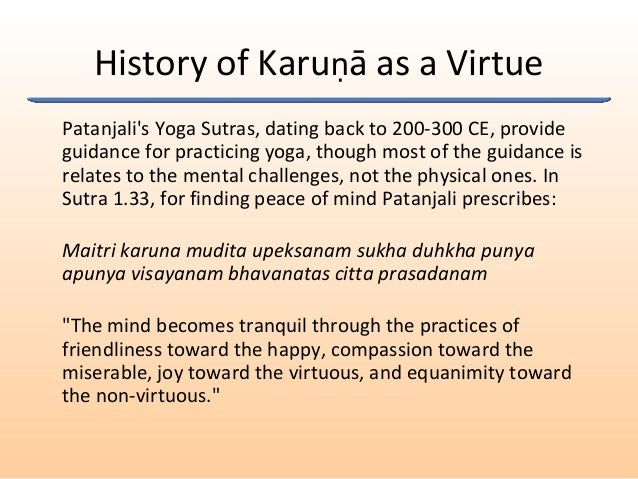 Patanjali's Yoga Sutras, dating back to 200-300 CE, provide guidance for practicing yoga, though most of the guidance is r...