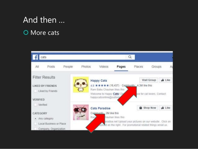 how to know your followers on facebook app