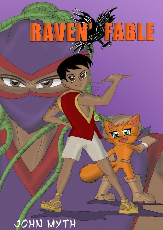 Raven Fable - Capítulo 01 - Espada do Noviço.