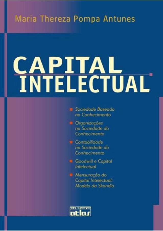 Capital Intelectual - M. T. Pompa Antunes