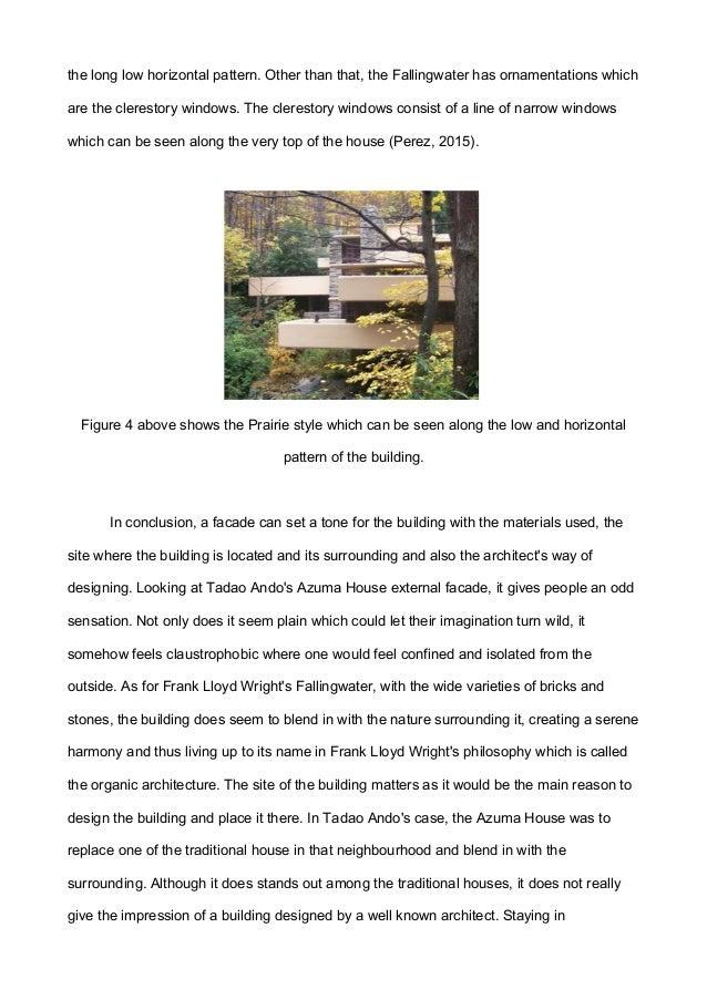 Frank Lloyd Wright Philosophy - Interior Design