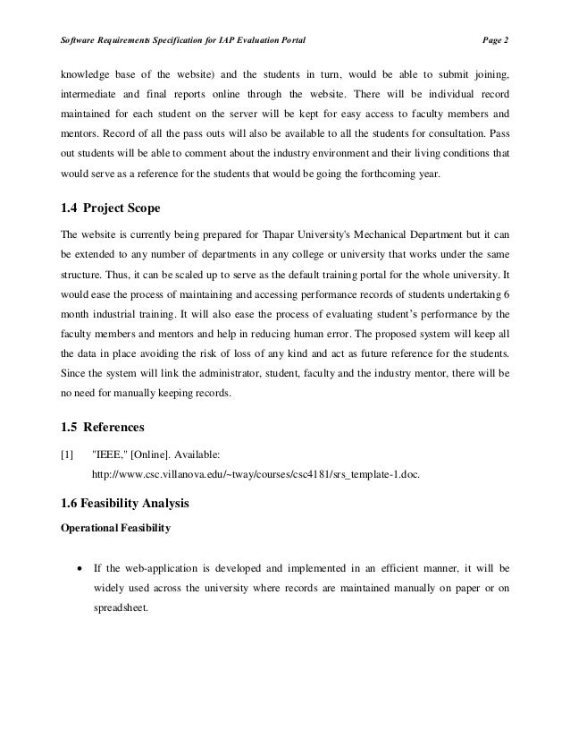 Industrial Attachment Program (IAP) Report