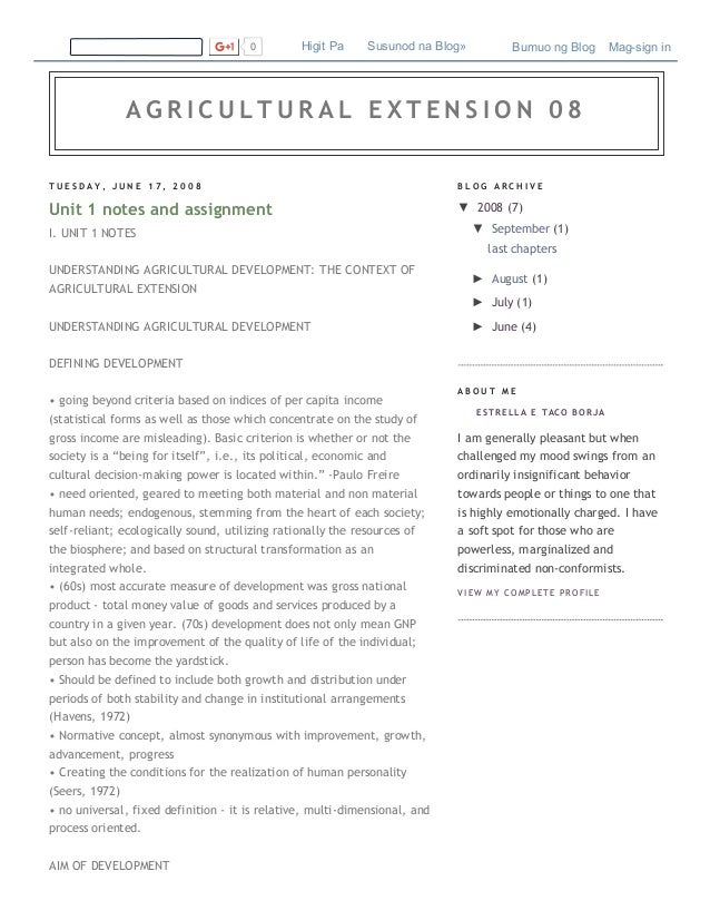 thesis radio approach agriculture extension methods Agricultural extension in our country is primarily concerned with the following main objectives:  methods: an extension worker has to approach a large number of.