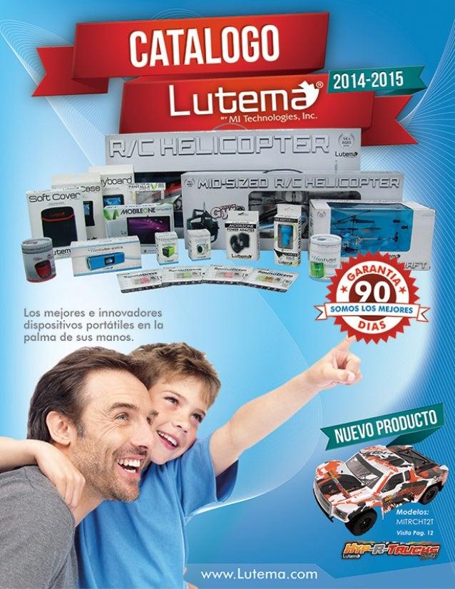Catalogo Lutema 2013-2014