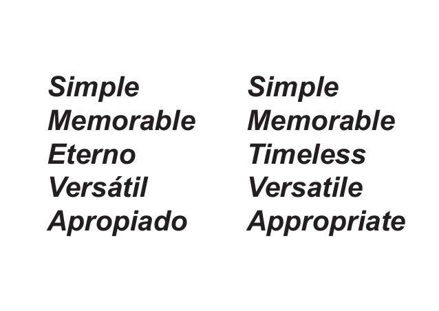 How to make a good logo Slide 3