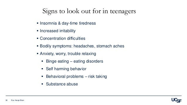 adolescent depression what we all should know