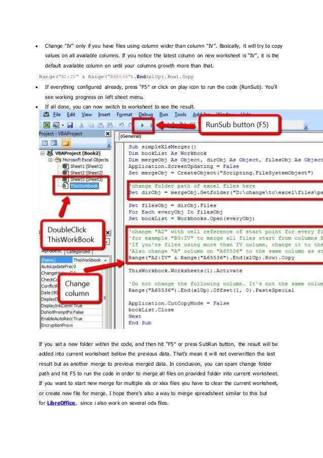 merge files into a single pdf