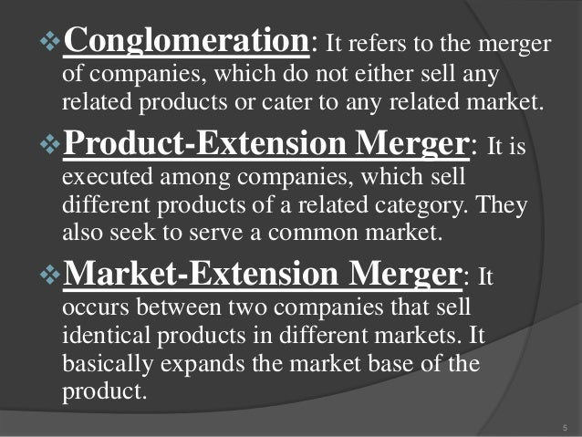 What Is a Horizontal Merger and a Vertical Merger?