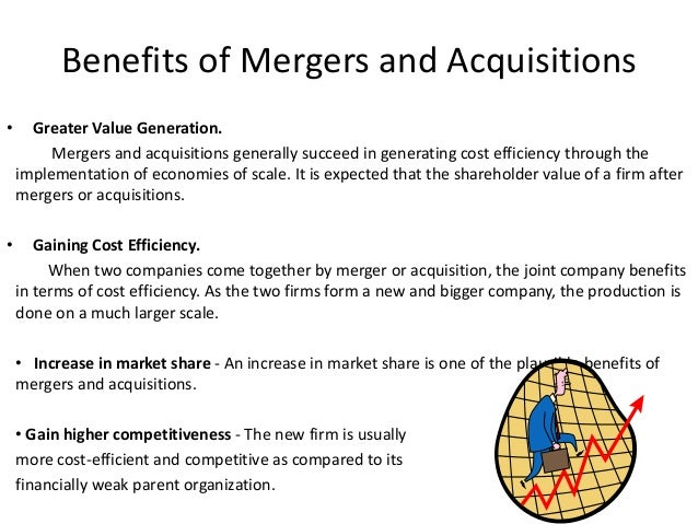 the impact of merger on shareholders'