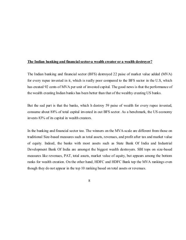 """mergers and acquisitions in indian banks Merger and acquisition of banks 1 project report on """"study on merger and acquisition in banking sector of  mergers and acquisitions in indian banking sector."""
