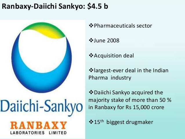ranbaxy merger with daiichi Ranbaxy laboratories latest breaking news, pictures & news photos find  ranbaxy  daiichi plea in hc to vacate stay on ranbaxy merger by: press trust  of.
