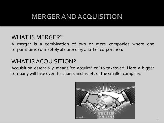 the failure of mergers and aquisitions Despite this, it is common knowledge that mergers and acquisitions do fail and  they do not necessarily create shareholder value the main aim.