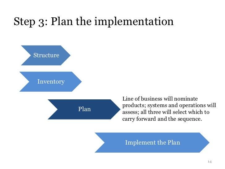 step plan
