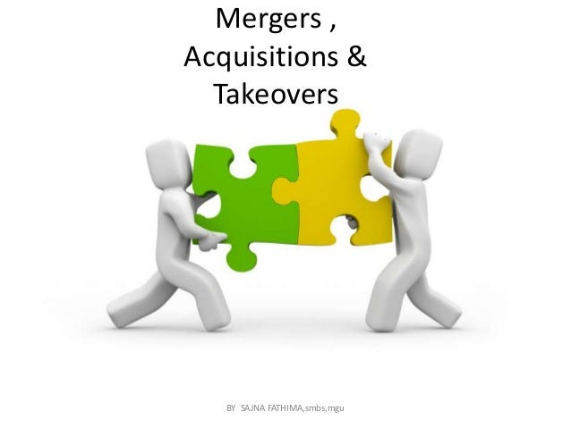 mergers and takeover New york (cnnmoney) -- takeover activity may have not have picked up as quickly as investors and bankers predicted this year, but that may soon change hedge funds are increasingly calling for companies to take bold action that may push more companies to break up or announce that they are.