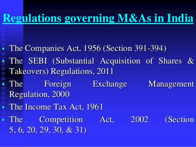mergers and acquisitions in the pharmaceutical industry Mergers and acquisitions in the pharmaceutical and biotech industries  the pharmaceutical industry is research-intensive, with an average  study of 65.