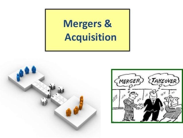 1 Mergers & Acquisition