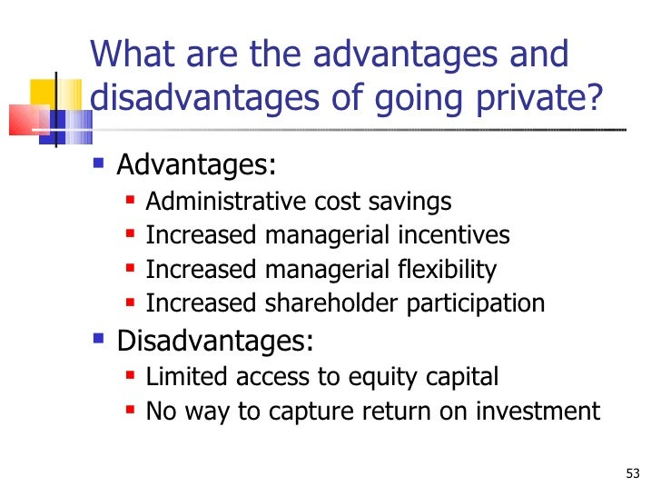 advantages and disadvantages of fair value cost Historical cost vs fair vallie the reality is that advantages and disadvantages exist for each book values under historical cost and fair value diverge.