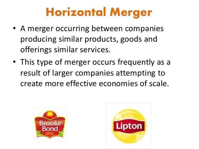 horizontal vertical and conglomerate mergers Horizontal mergers will tremely limited degree of intervention for vertical and conglomerate mergers (control of vertical and conglomerate mergers.