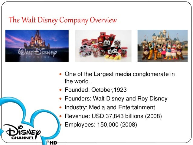 Walt disney: acquisition and its alternatives essay