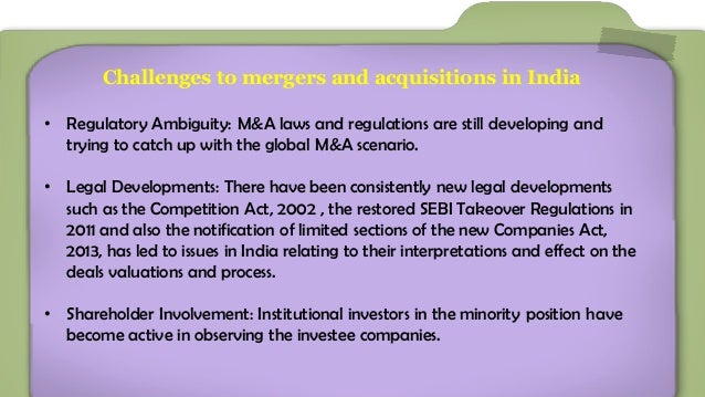 problems faced in cross border mergers and acquisitions 7 Web chapter: cross-border mergers, acquisitions, and valuation w-5  sitions—domestic or cross-border—there are problems of paying too much or suffer-.