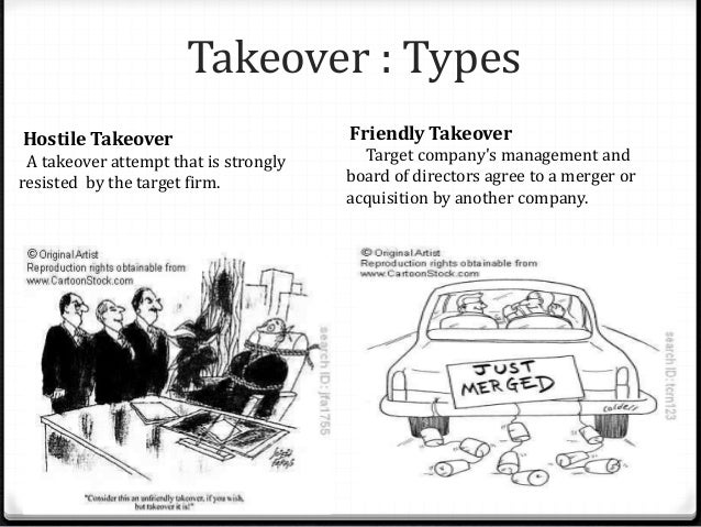 mergers and takeover It's no secret that mergers tend to fail according to a kpmg study eighty-three  percent of mergers do not boost shareholder return historically, roughly two  thirds.