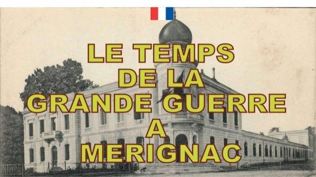 Cette présentation est réalisée par les auteurs de l'ouvrage « Origine et essor des Quartiers de Mérignac » Il est disponi...
