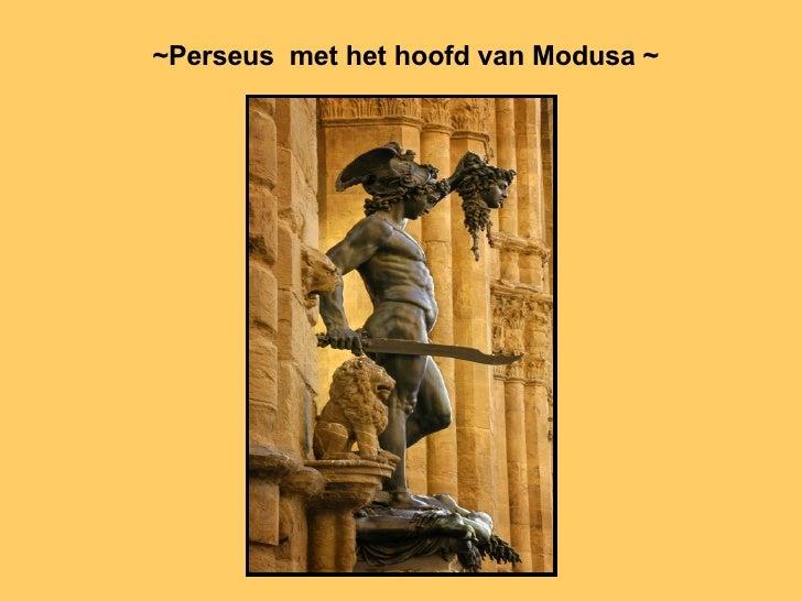 ~Perseus   met het hoofd van Modusa ~