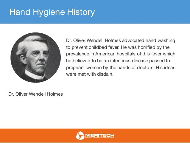 The 10 Point History of Poor Handwashing
